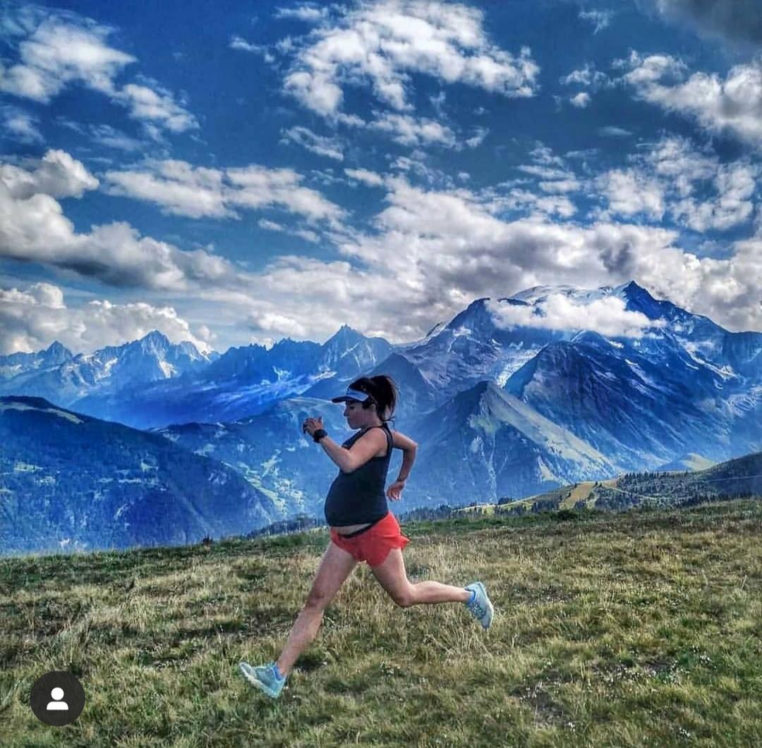 Bergsport in der Schwangerschaft. Höhenmeter ohne Limit?