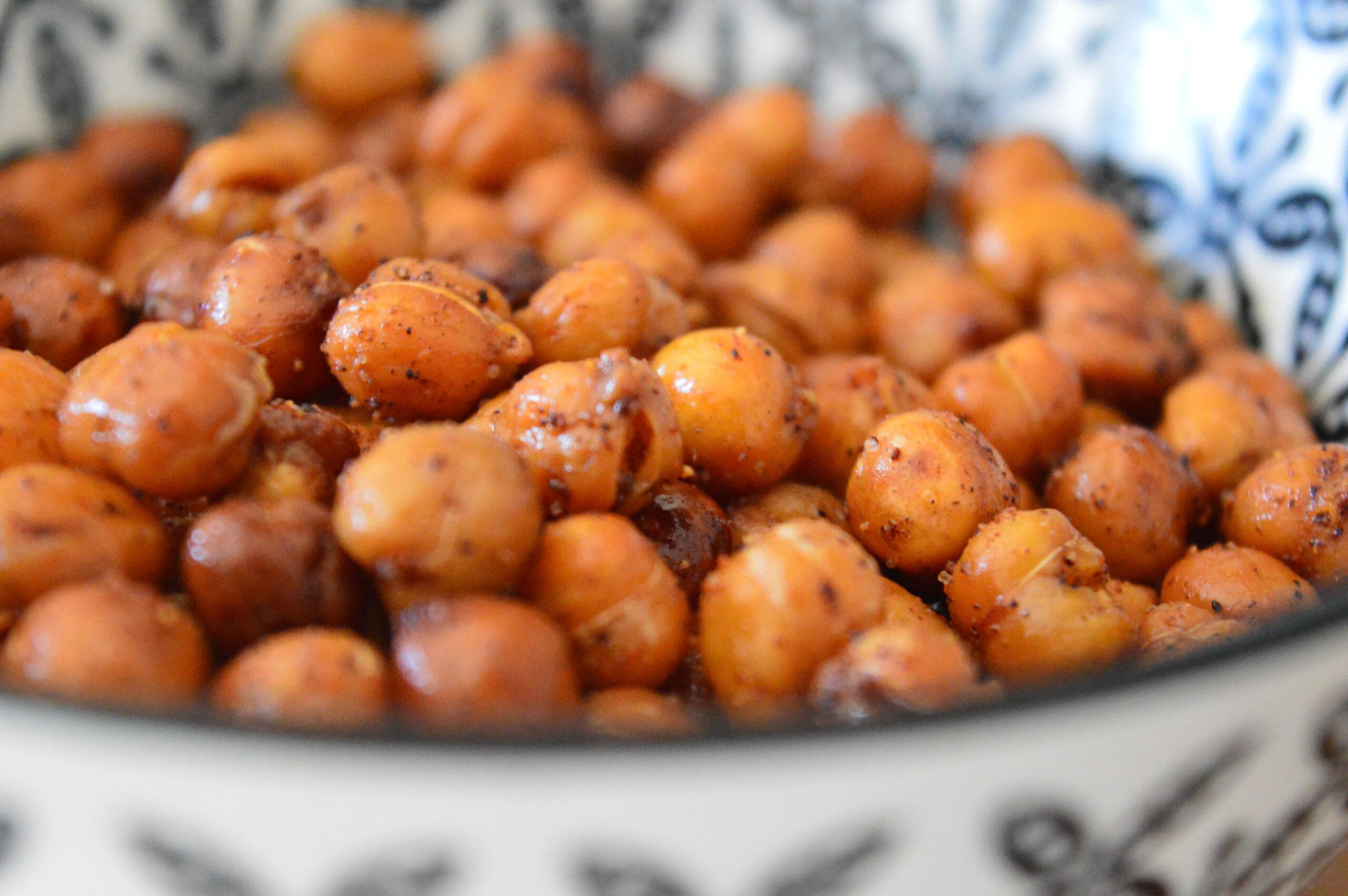 Veganer Snack zum Abnehmen - NicNac's mal anders - nämlich gesund